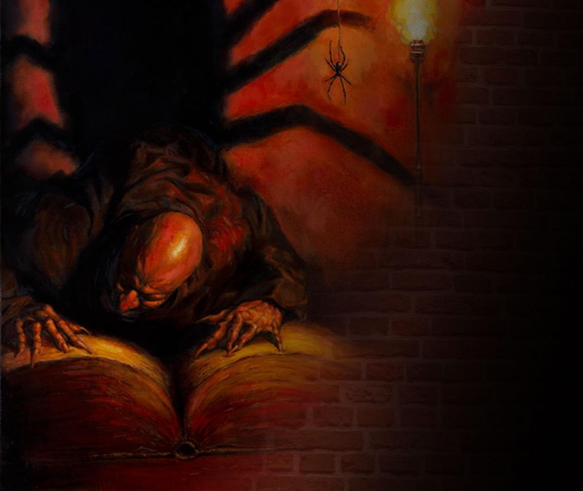 Cryptica Gothic Thriller